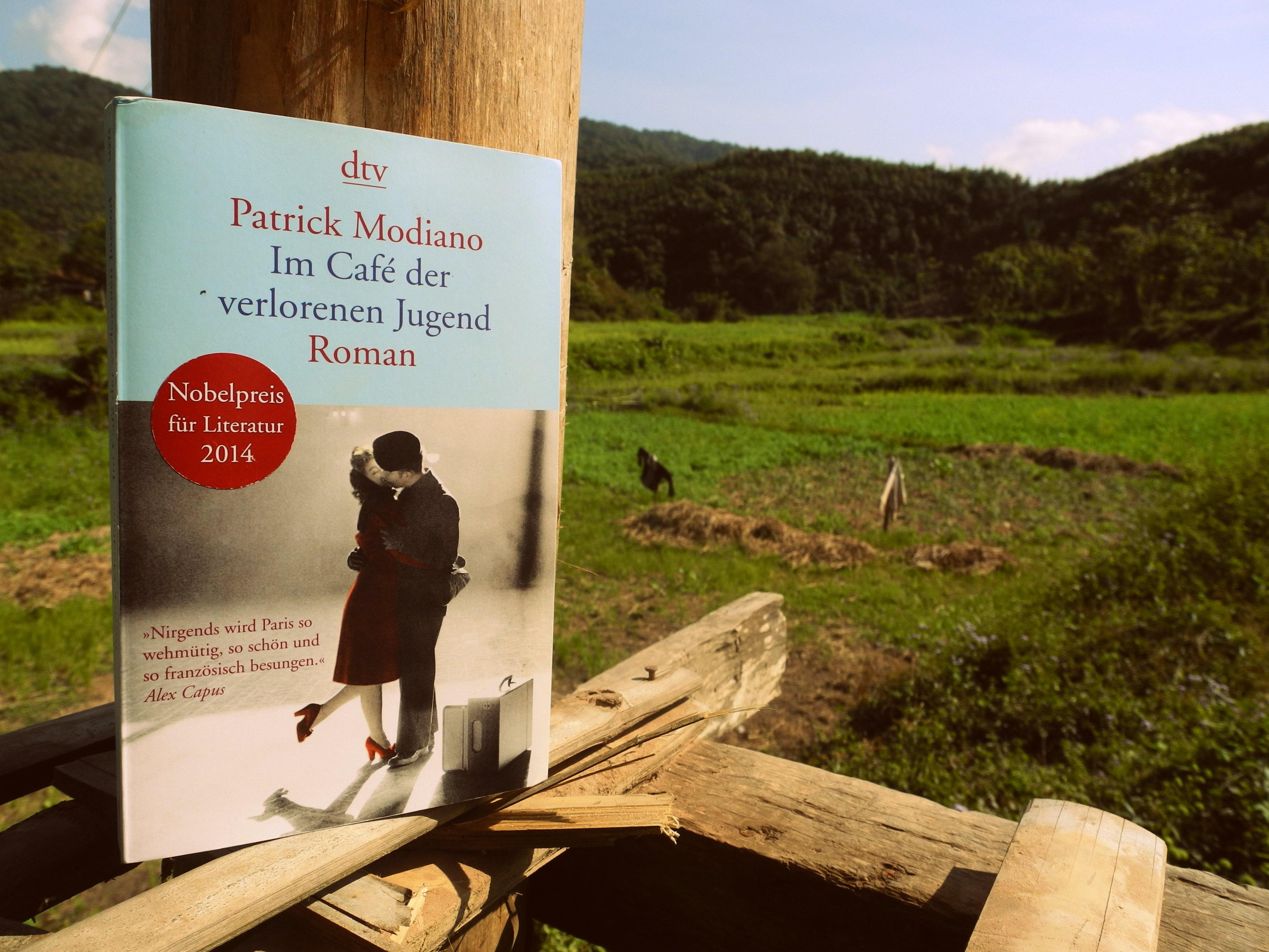 Patrick Modiano Im Café der verlorenen Jugend