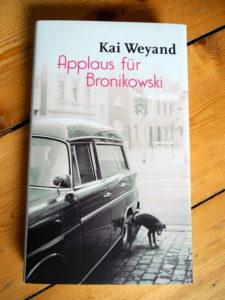 Kai Weyand Applaus für Bronikowski