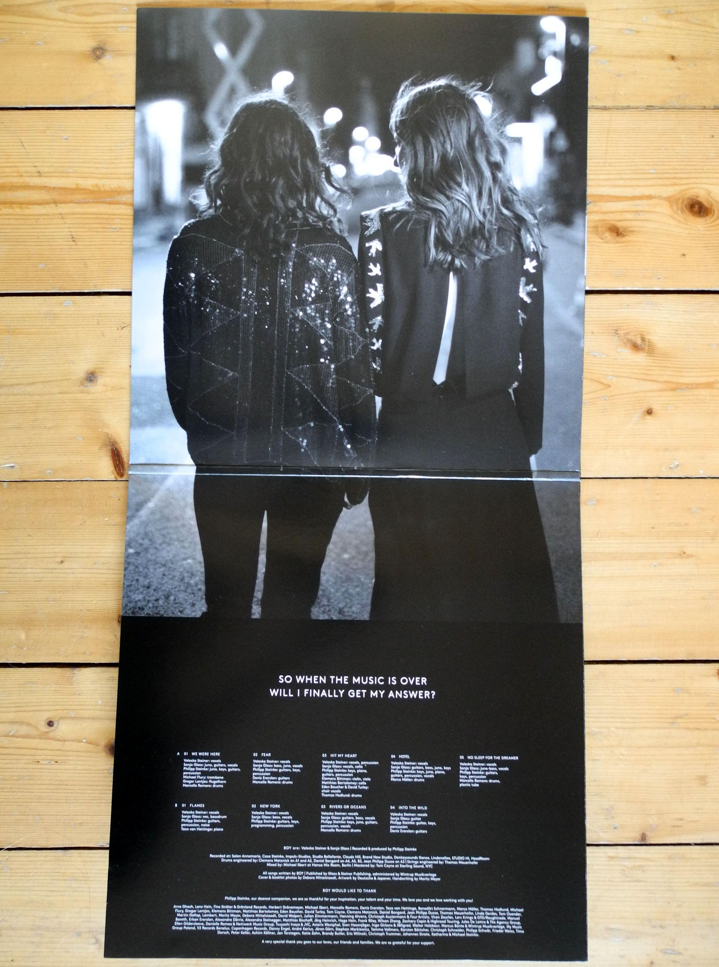 Boy We were here (LP)