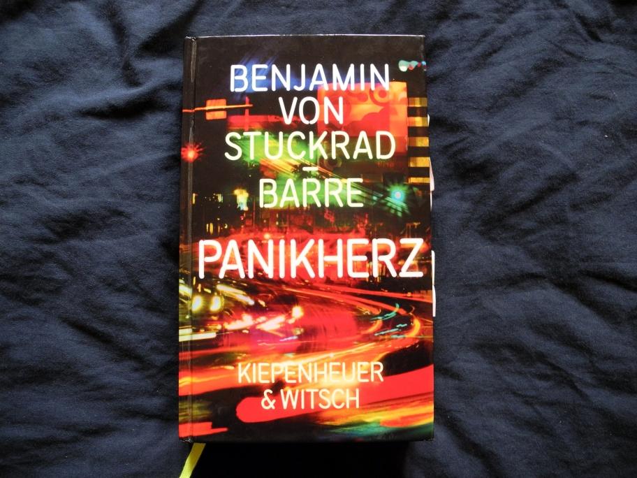 Benjamin von Stuckrad-Barre Panikherz