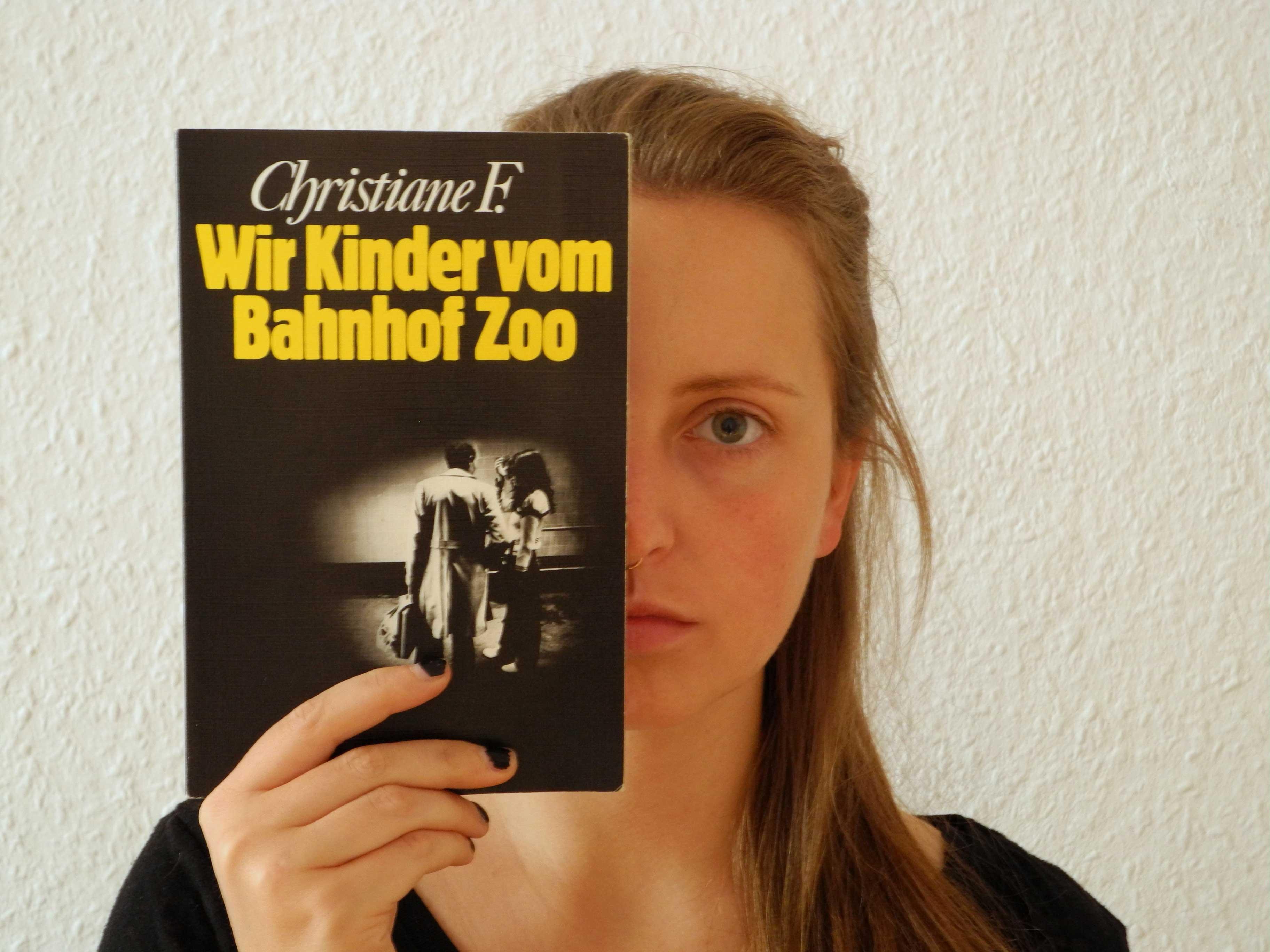 #buchpassion Christiane F. Wir Kinder vom Bahnhof Zoo