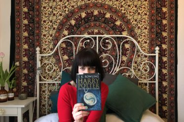 FreundInnen lesen: Vicki über Harry Potter and the Deathly Hallows