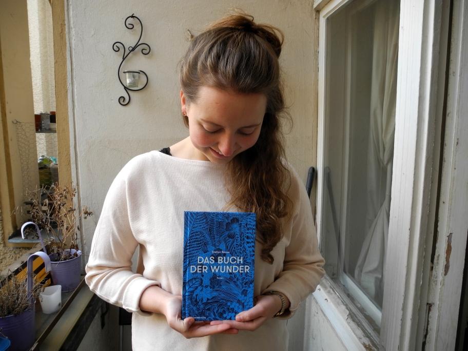 Indiebookday 2017. Stefan Beuse: Das Buch der Wunder