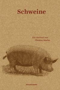 Schweine Naturkunden Thomas Macho