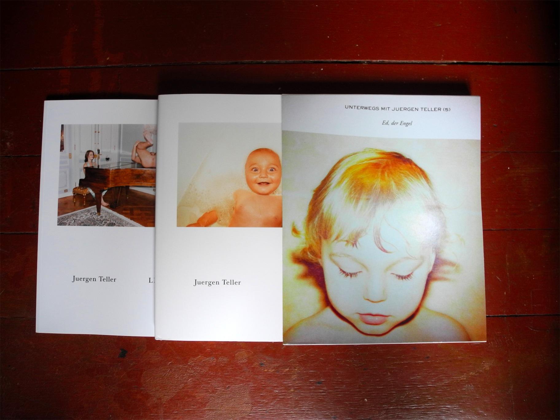 Juergen Teller: Bilder und Texte