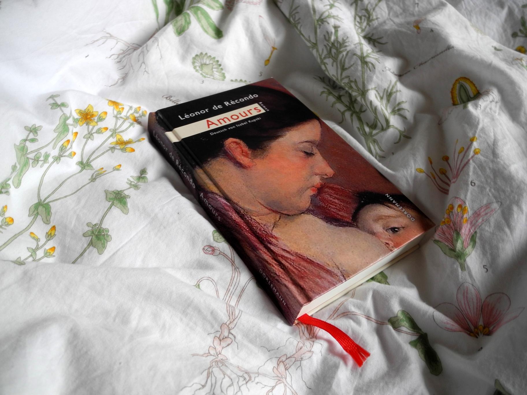 Léonor de Récondo: Amours