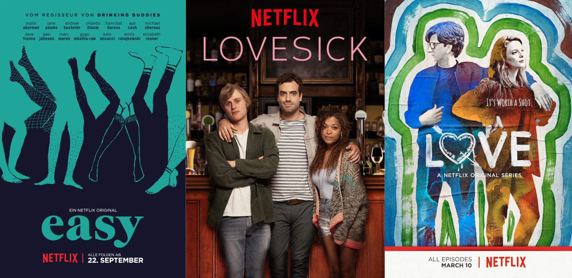 Love Oh Love 3 Serien über Liebe Poesierausch