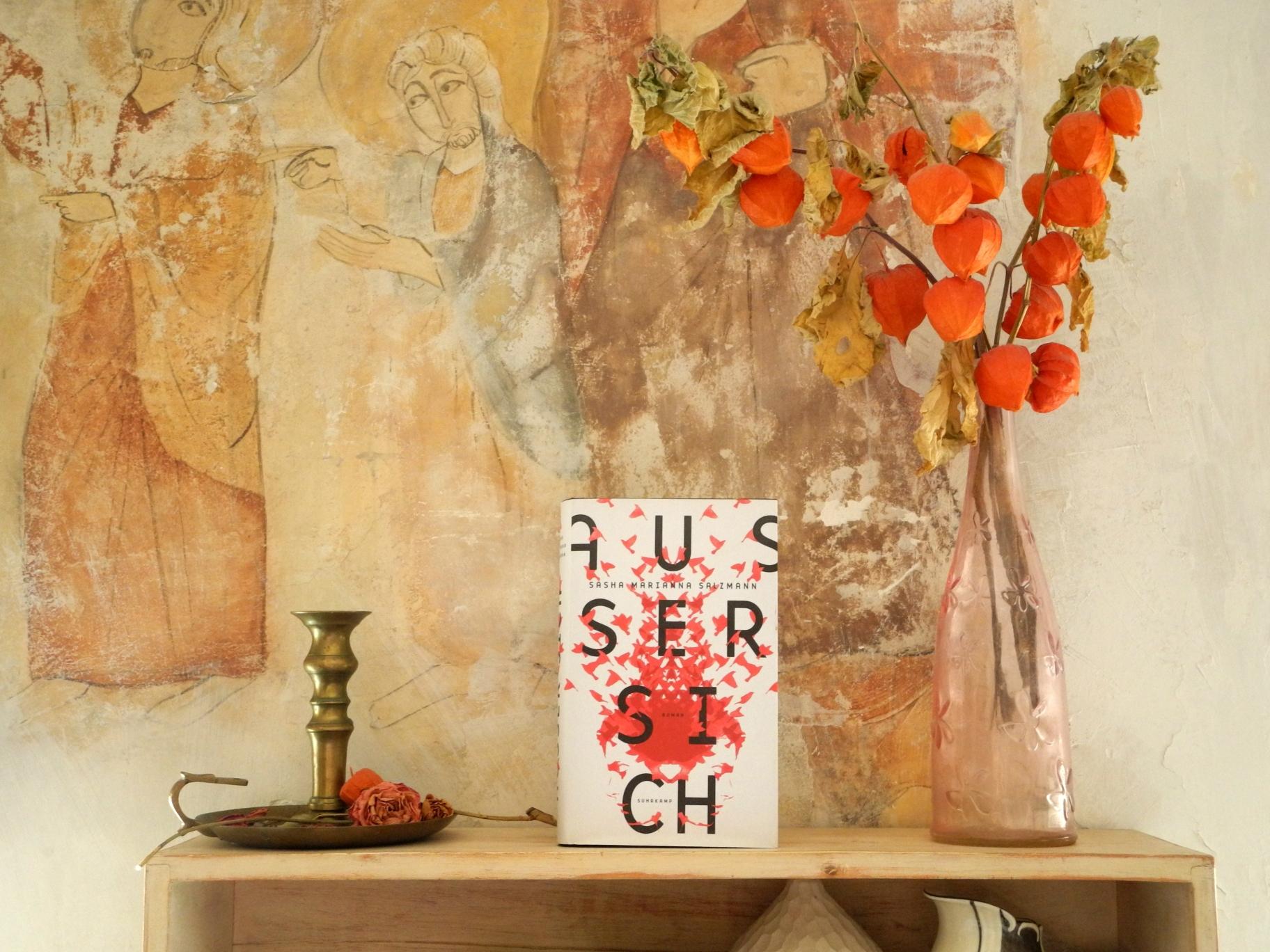 Sasha Marianna Salzmann: Außer sich