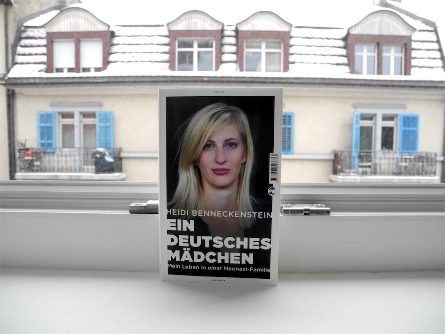 Heidi Benneckenstein: Ein deutsches Mädchen