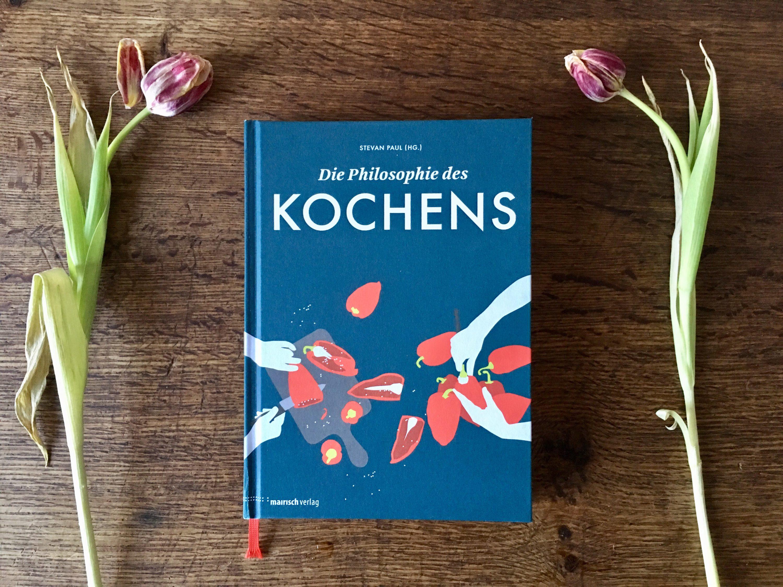 Die Philosophie des Kochens, Cover