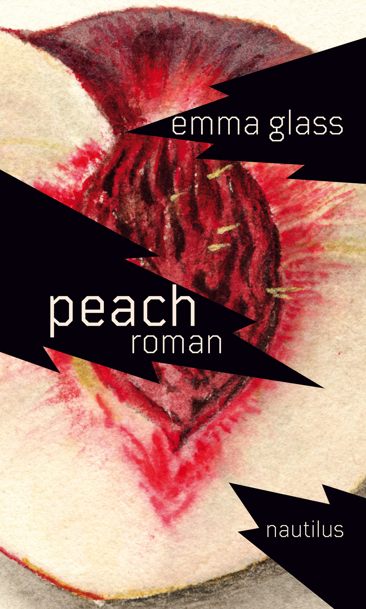 Emma Glass: Peach Cover