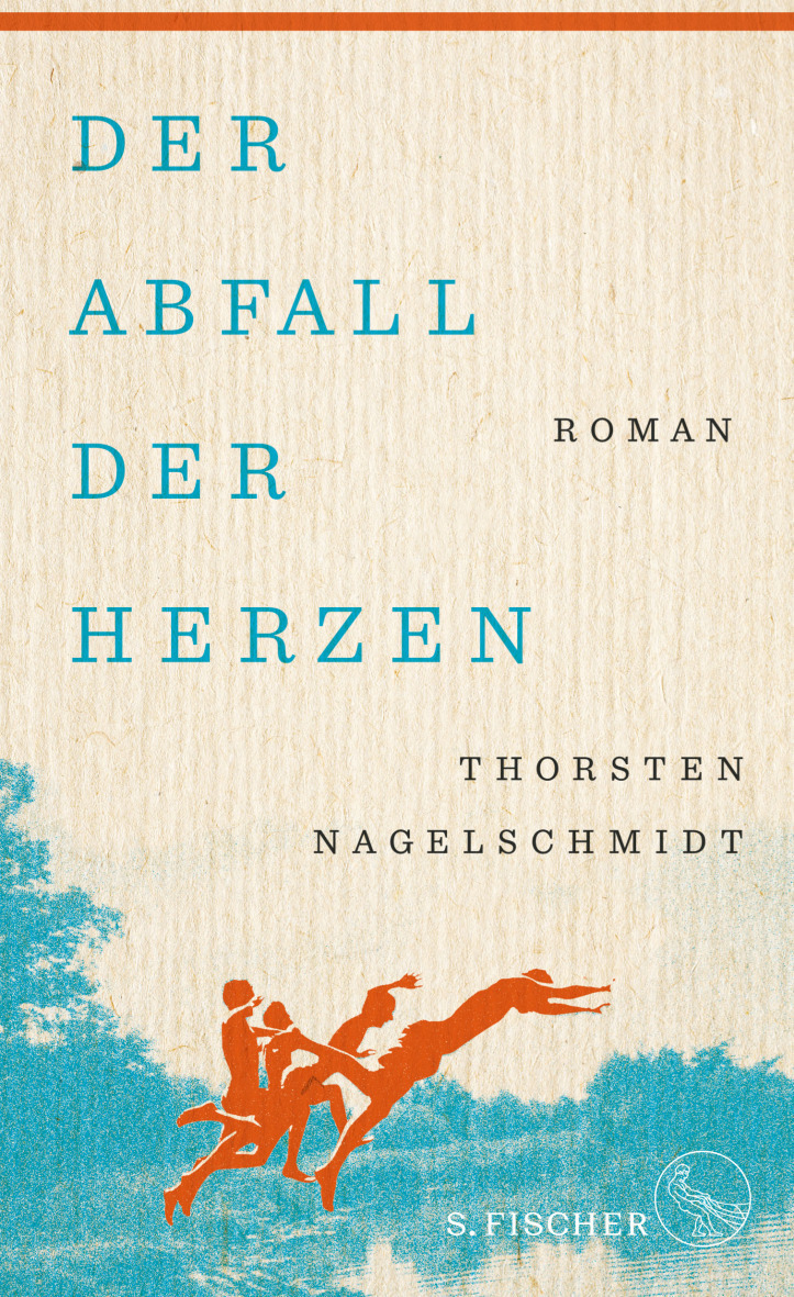 Thorsten Nagelschmidt: Der Abfall der Herzen Cover