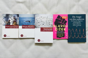 Fluchtliteratur reloaded migration