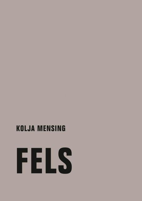 Kolja Mensing: Fels