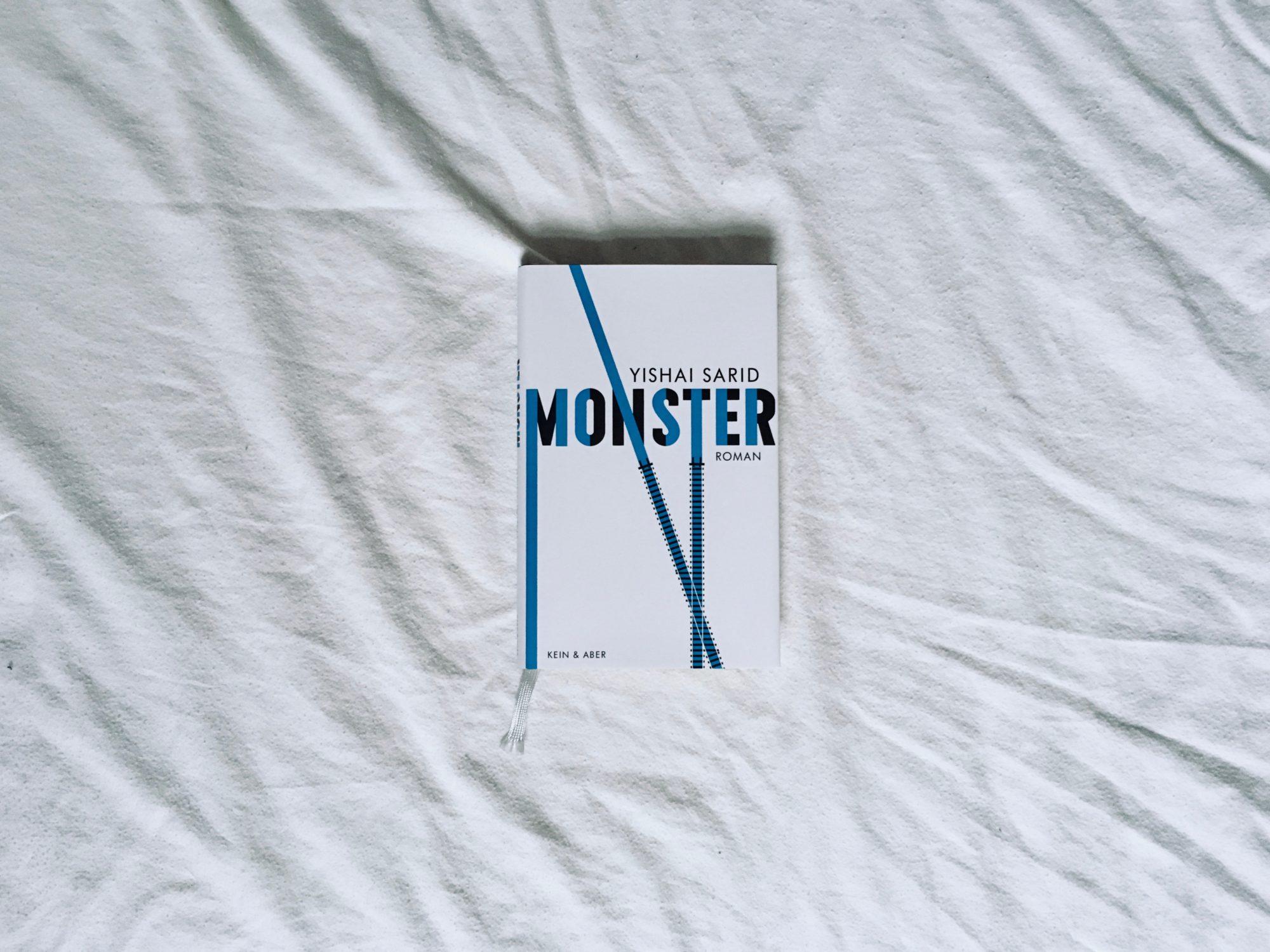 Yishai Sarid: Monster