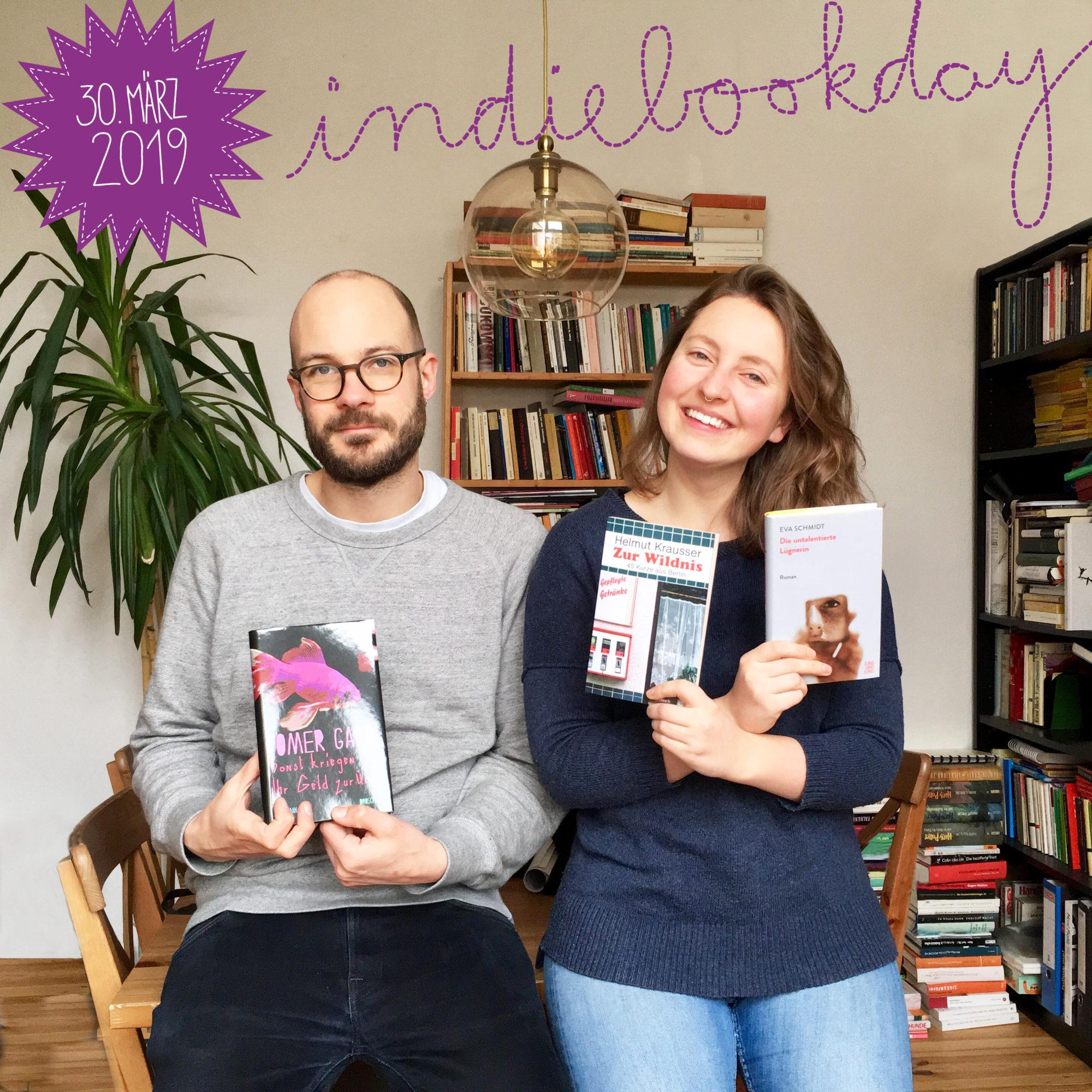 indiebookday 2019