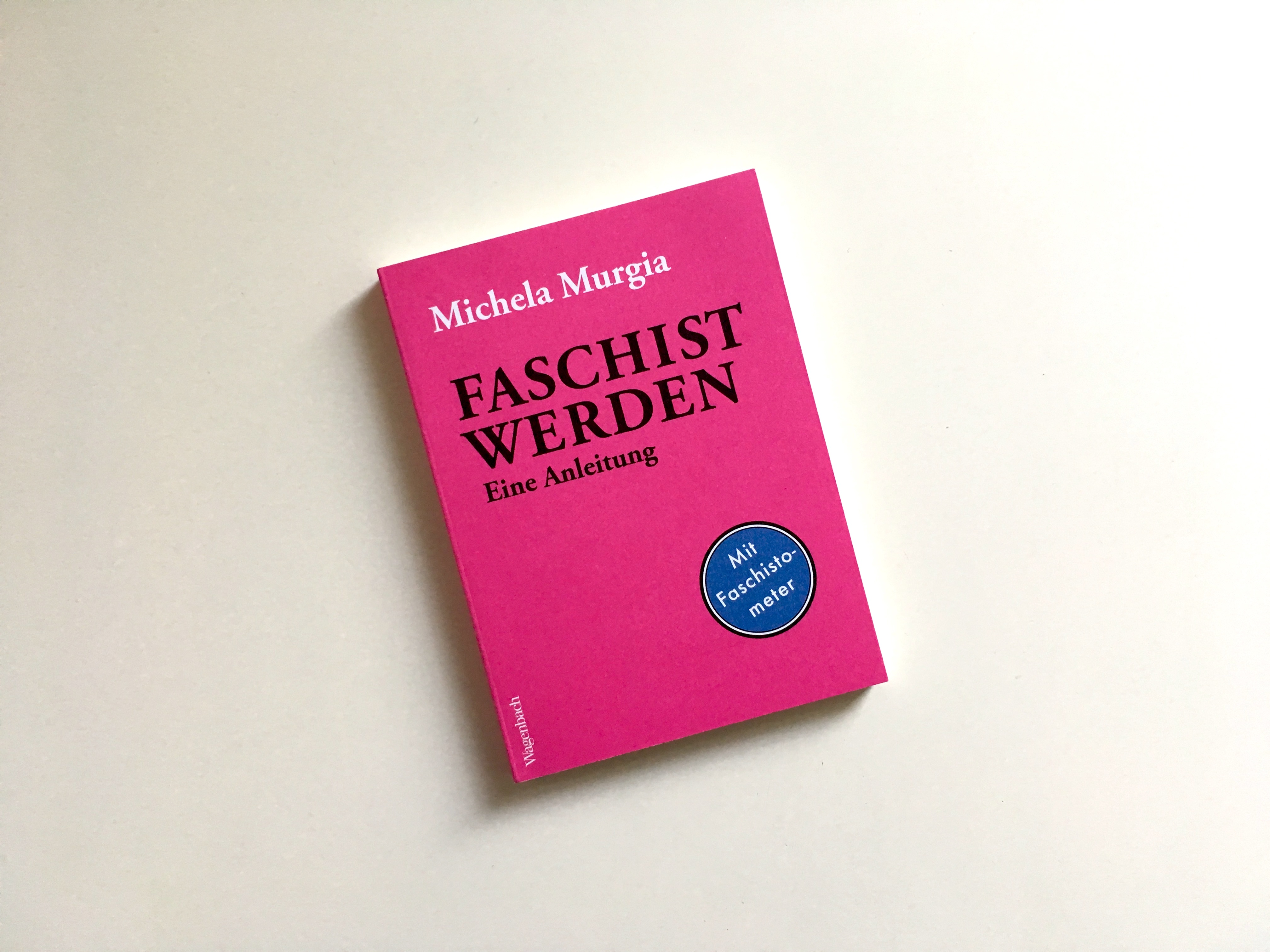 Michela Murgia: Faschist werden