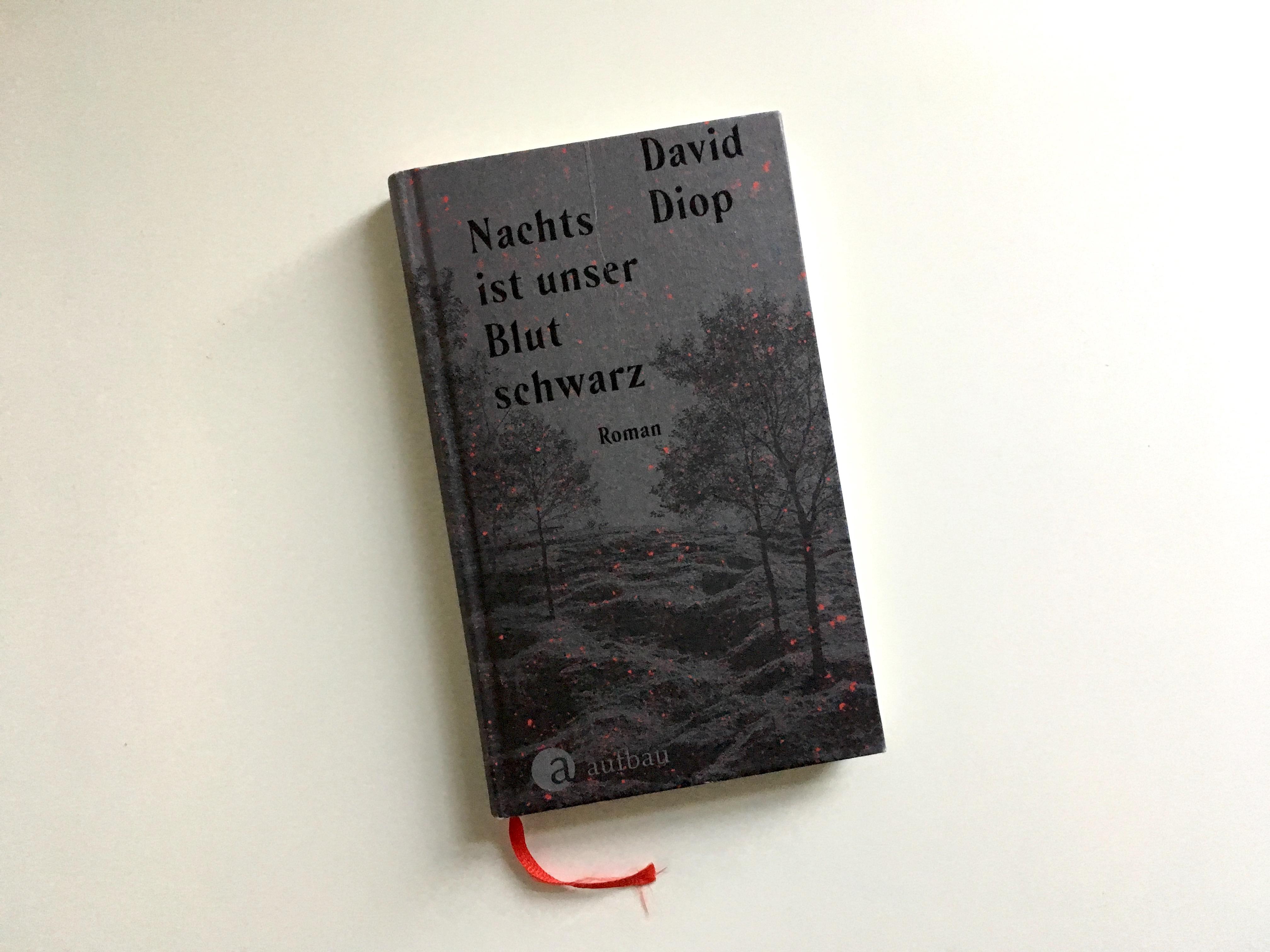 David Diop: Nachts ist unser Blut schwarz