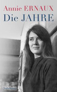 Annie Ernaux: Die Jahre (Cover)