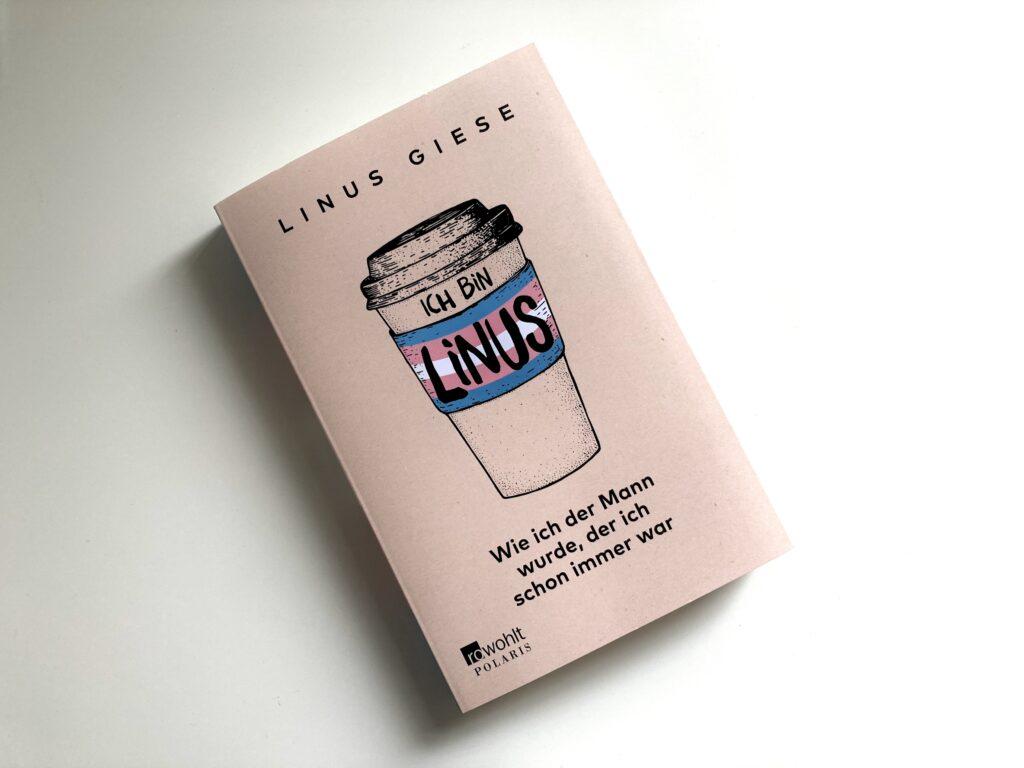 Cover von Linus Gieses Buch »Ich bin Linus«