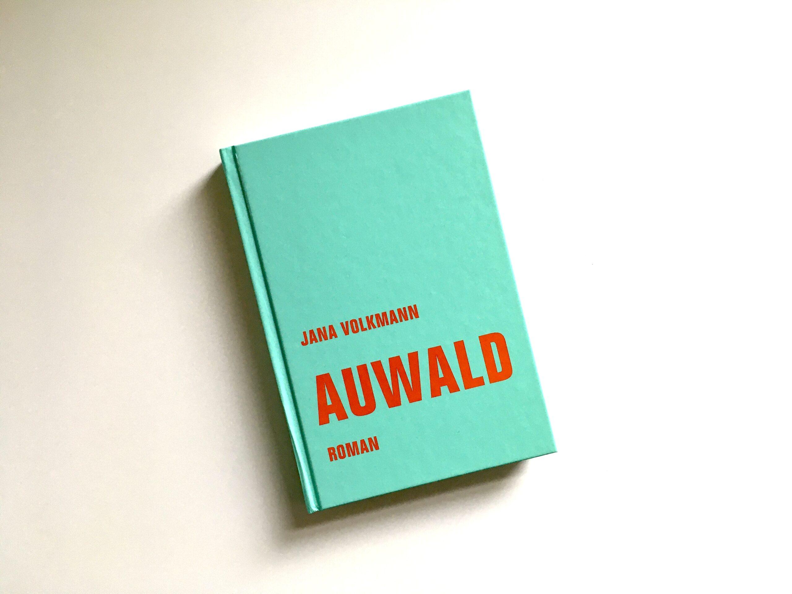 Jana Volkmann: Auwald