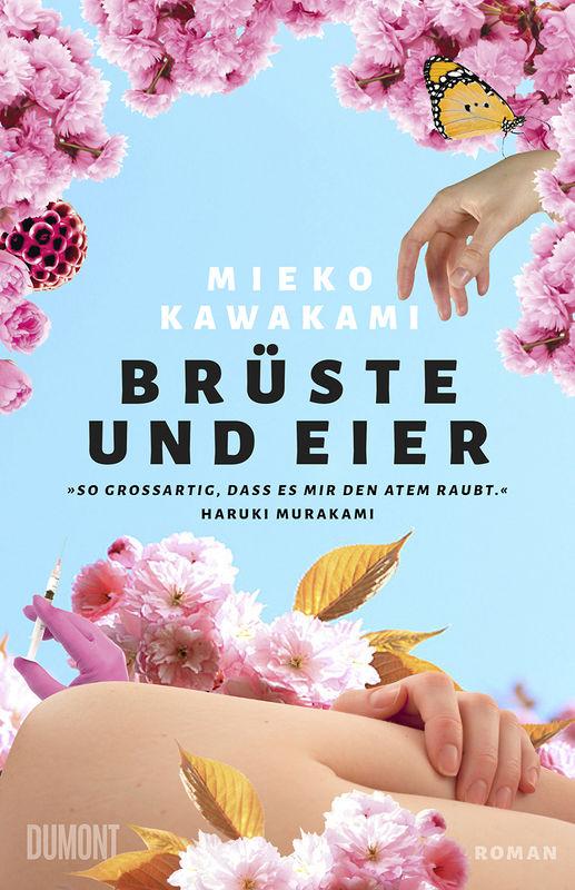 Cover von Mieko Kawakami: Brüste und Eier