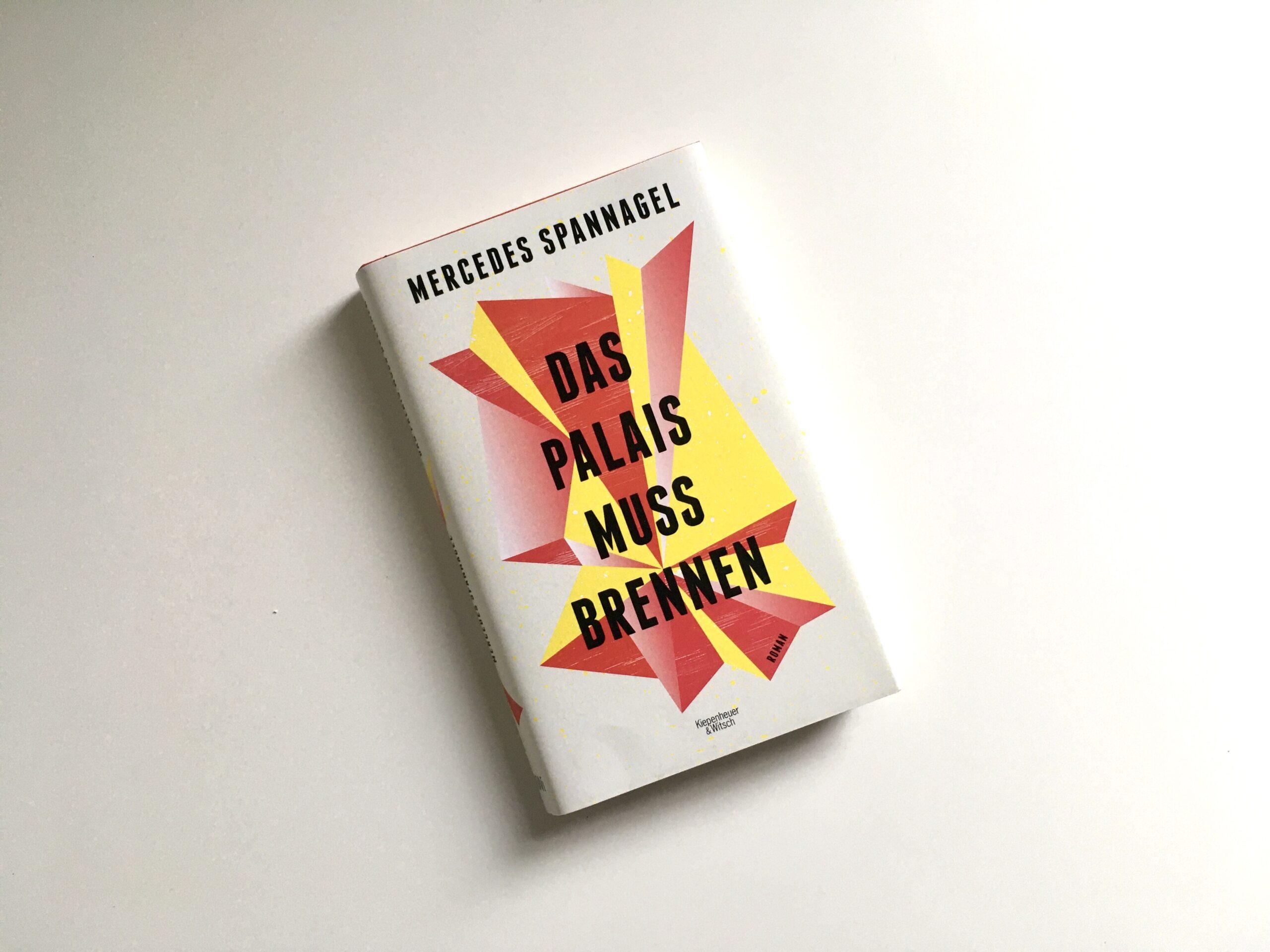 Mercedes Spannagel: Palais