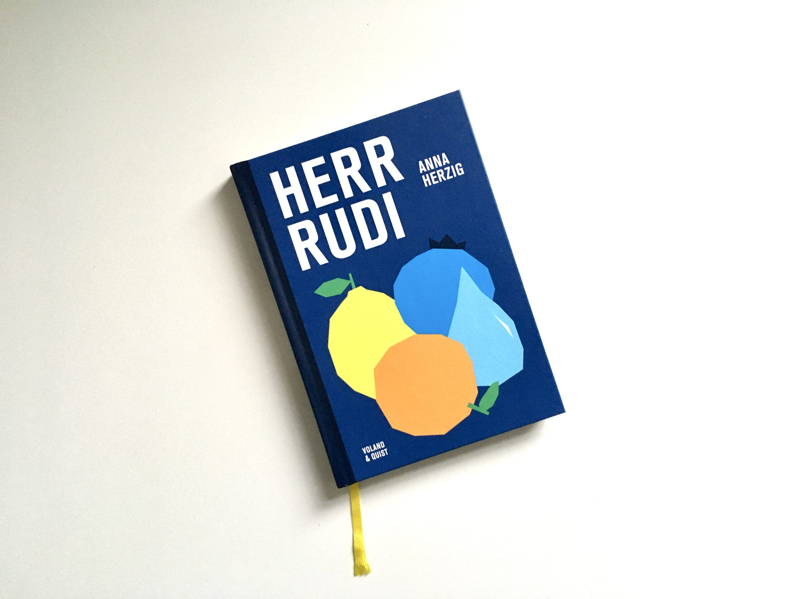 Anna Herzig: Herr Rudi