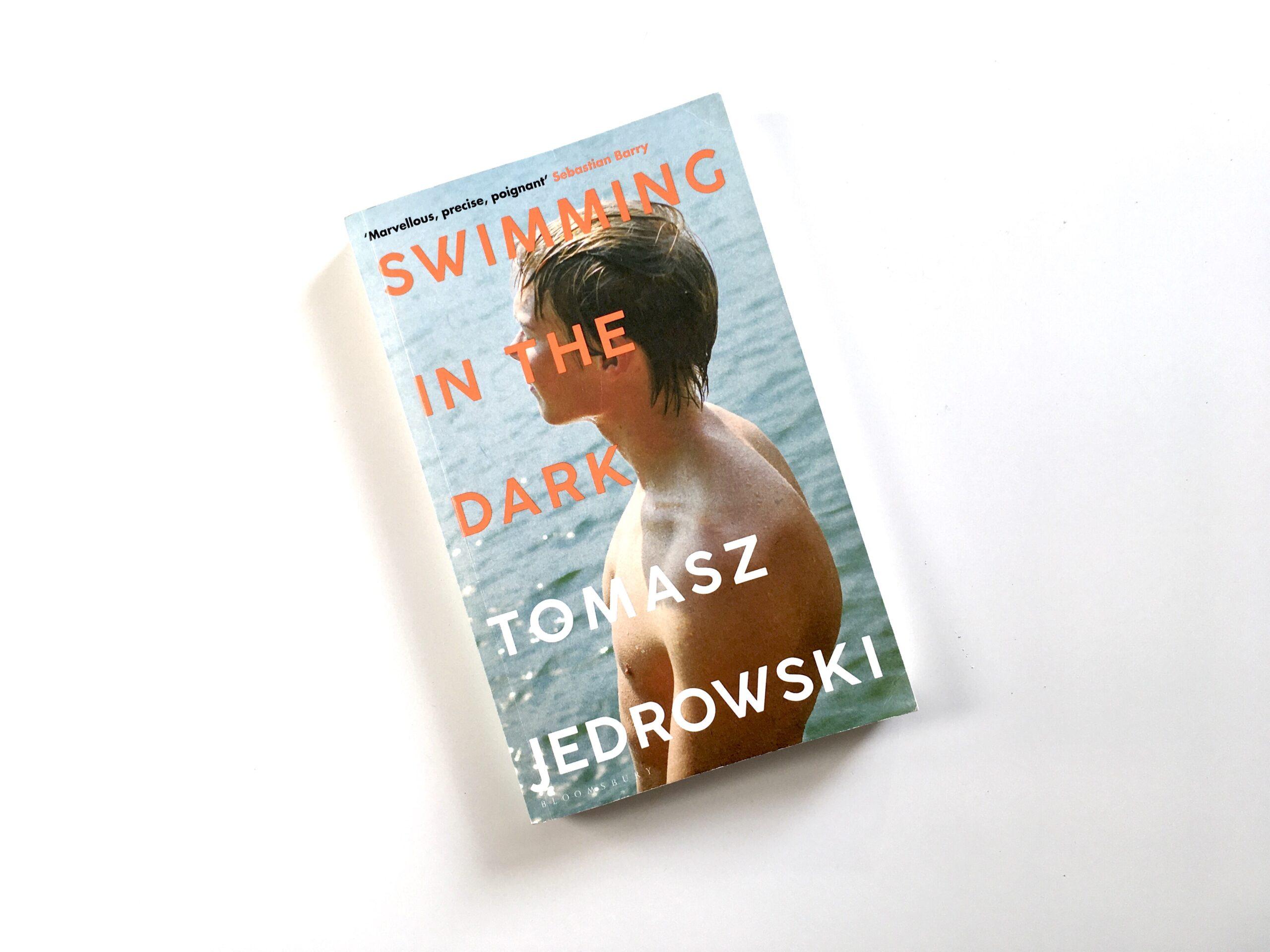 Tomasz Jedrowski: Swimming in the Dark (Buchcover)