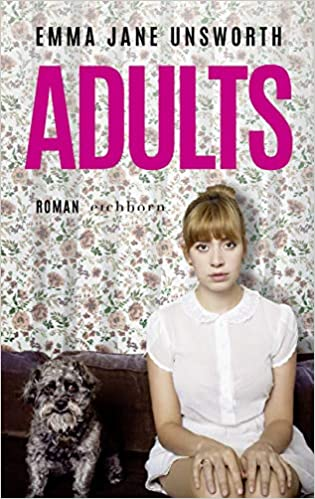 Emma Jane Unsworth: Adults (Cover)
