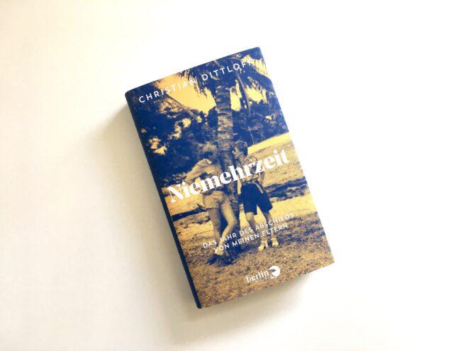 Christian Dittloff: Niemehrzeit (Cover)